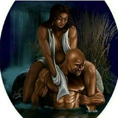 Black man and woman in love images
