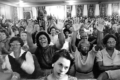 medias role during the civil rights African american spirituals, gospel, and folk music all played an important role in  the civil rights movement singers and musicians collaborated with.